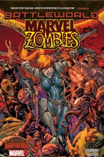 Marvel Zombies: Battleworld (Trade Paperback)