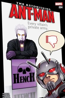 The Astonishing Ant-Man #4