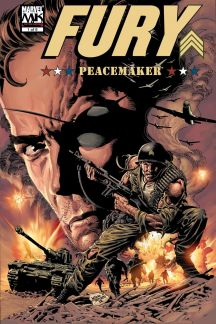 Fury: Peacemaker (2006) #1
