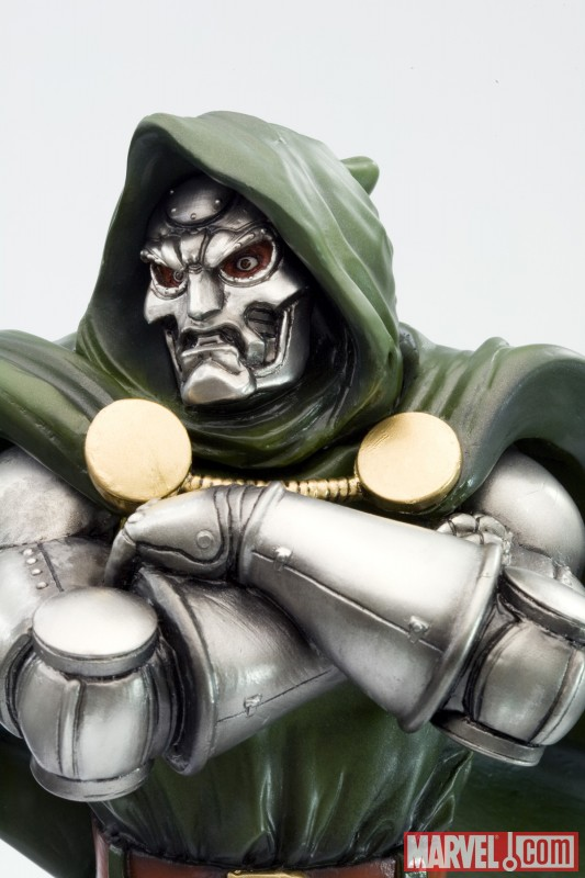 Doctor Doom Fine Art Statue from Kotobukiya