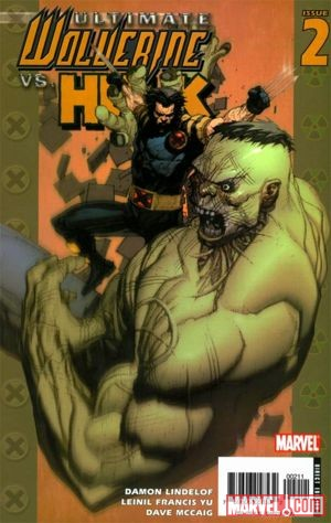 Ultimate Wolverine Vs. Hulk (2005) #2