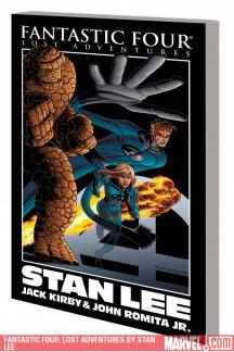 Fantastic Four: Lost Adventures by Stan Lee (Trade Paperback)