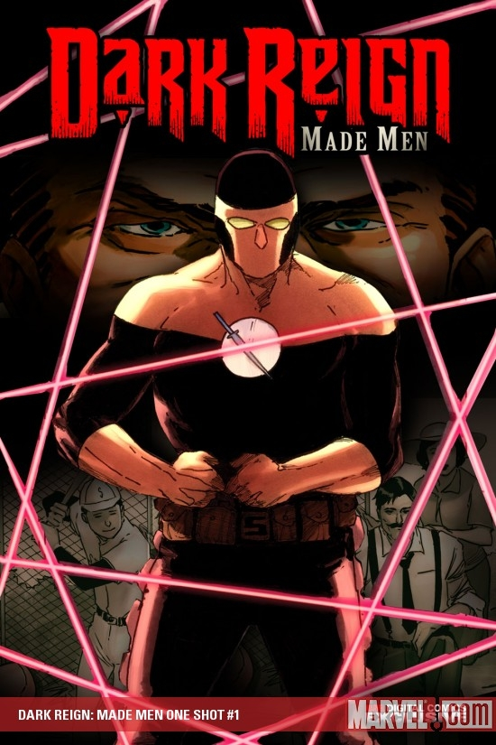 DARK REIGN: MADE MEN ONE SHOT #1