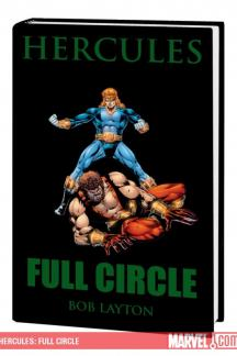 Hercules: Full Circle (Hardcover)