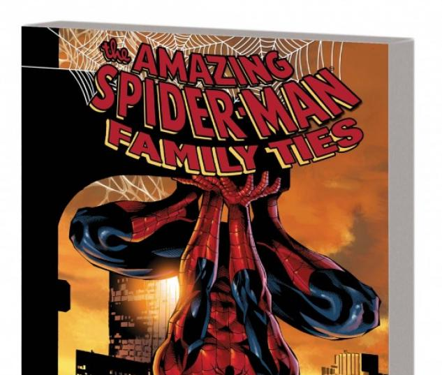 spider family ties trade paperback spider