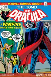 Tomb of Dracula #17 