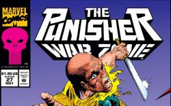 THE PUNISHER: WAR ZONE #27