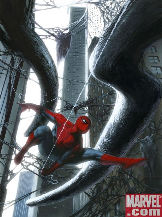 Spider-Man by Gabrielle Dell\'Otto