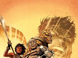 WWH Aftersmash: Warbound #1 Cover