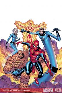 Spider-Man and the Fantastic Four (2007) #1