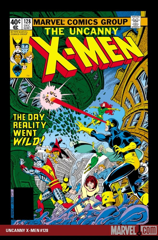UNCANNY X-MEN #128