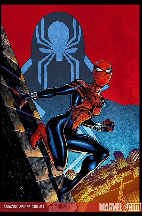 AMAZING SPIDER-GIRL #14