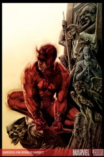 Daredevil (1998) #100 (Lee Bermejo Variant Cover)