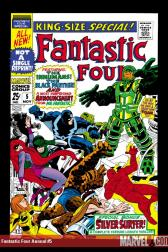 Fantastic Four Annual #5