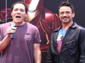 Comic-Con 2007: Favreau on Tony Stark
