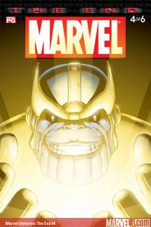 Marvel Universe: The End #4