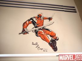 Reilly Brown's Deadpool at the Palm