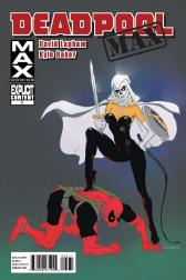 Deadpool Max #5 