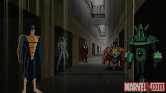 The villains break out in The Avengers: Earth's Mightiest Heroes!