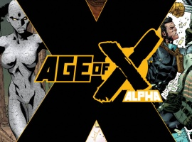 Age of X Alpha #1 2nd Printing