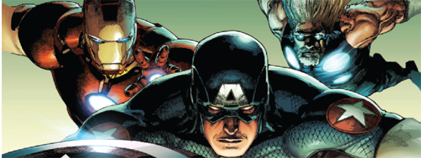 Ultimate Comics Avengers Vs New Ultimates #2