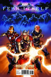 Fear Itself (2010) #1 (Variant B)