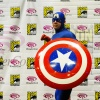 WonderCon 2011: Marvel Photo Meet-Up, Captain America