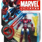 Iron Patriot 3 3/4 Inch Marvel Universe Action Figure from Hasbro, Wave 9