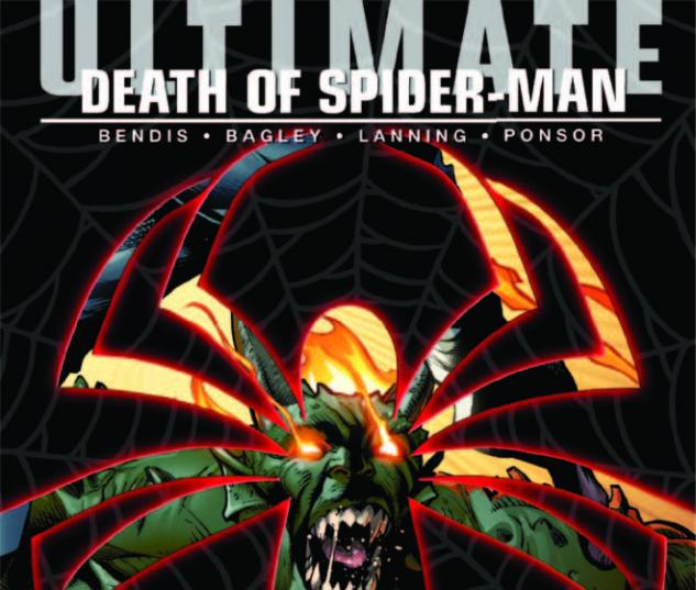 Ultimate Comics Spider-Man (2009) #156, 2nd Printing Komarck Variant cover