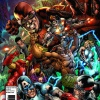 Ultimate Comics Avengers vs New Ultimates #4 Hitch Variant