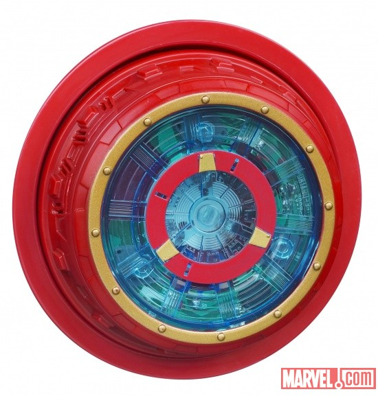 Marvel Avengers Captain America Chest Communicator