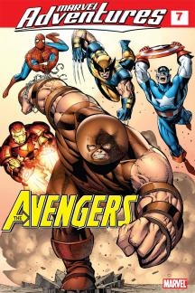 Marvel Adventures the Avengers #7