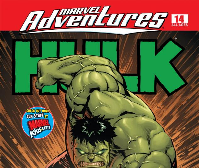 Marvel Adventures Hulk (2007) #14