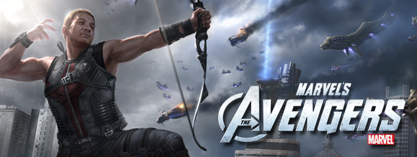 Designing the Avengers: Hawkeye