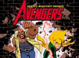 MARVEL UNIVERSE AVENGERS EARTH'S MIGHTIEST HEROES 17