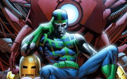 See What's New in Marvel AR 9/4/13