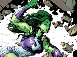 All-New Marvel NOW! Q&A: She-Hulk