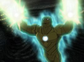 Iron Man becomes the Herald of Galactus in Marvel's Avengers Assemble