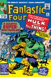 Fantastic Four (1961) #25 Cover