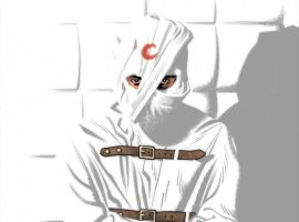 Moon Knight #1 cover by Greg Smallwood