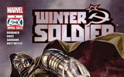 WINTER SOLDIER (2012) #3 Cover