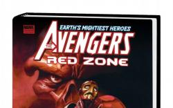 Avengers: Red Zone (Hardcover)