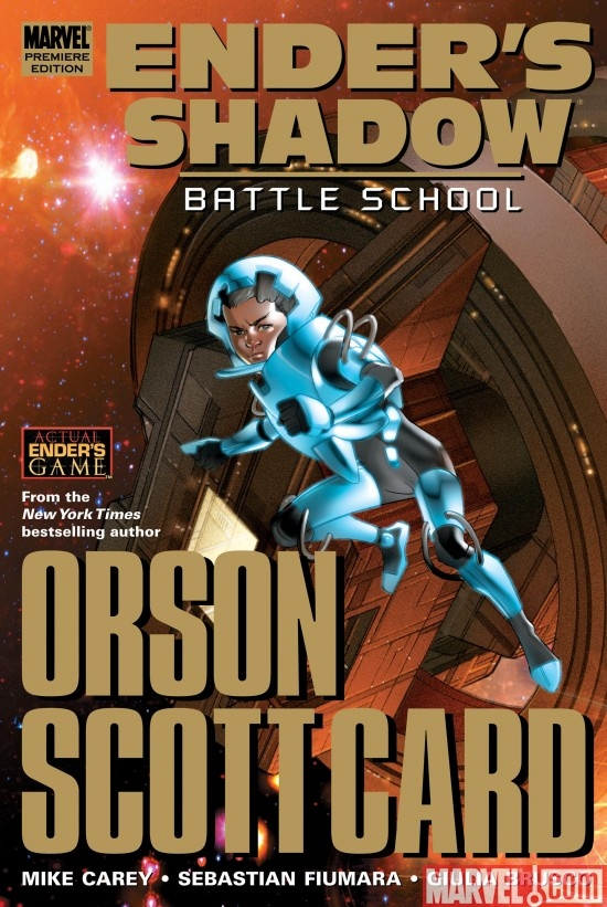 ENDER'S SHADOW: BATTLE SCHOOL PREMIERE HC