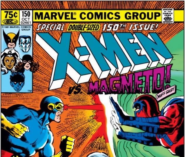 UNCANNY X-MEN #150