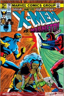 Uncanny X-Men (1963) #150