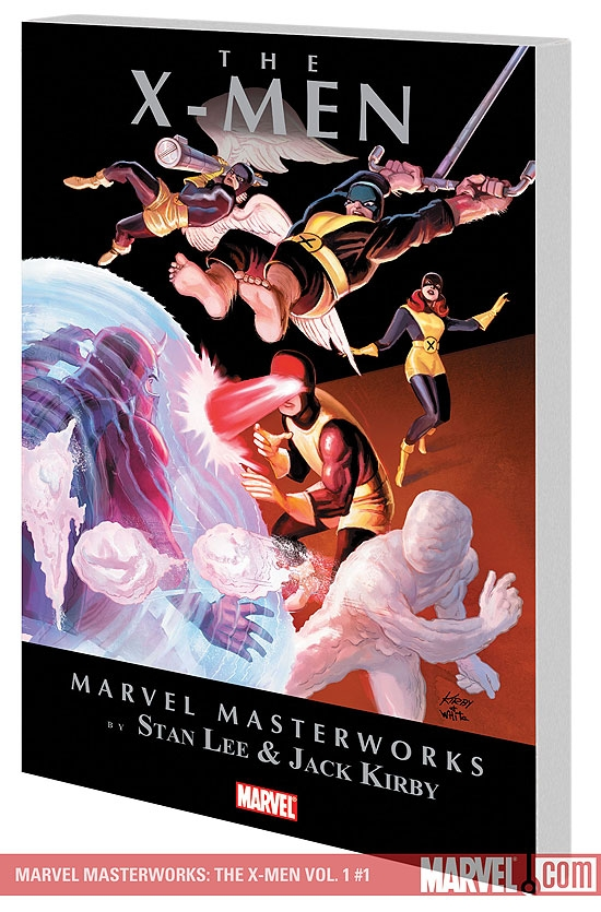 MARVEL MASTERWORKS: THE X-MEN VOL. 1 #1