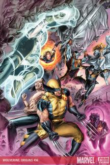 Wolverine Origins (2006) #34