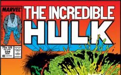 INCREDIBLE HULK (2009) #334 COVER