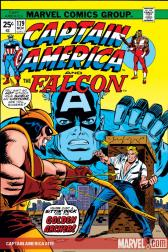Captain America #179 
