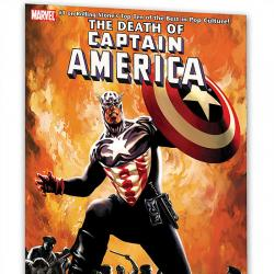 CAPTAIN AMERICA: THE DEATH OF CAPTAIN AMERICA VOL. 2 - THE BURDEN OF DREAMS #0